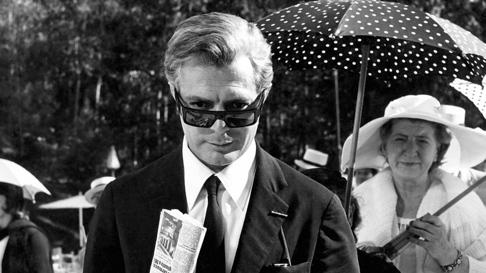 FCA Film Series: Who Are We? The Art of Memory - Fellini's 8 1/2